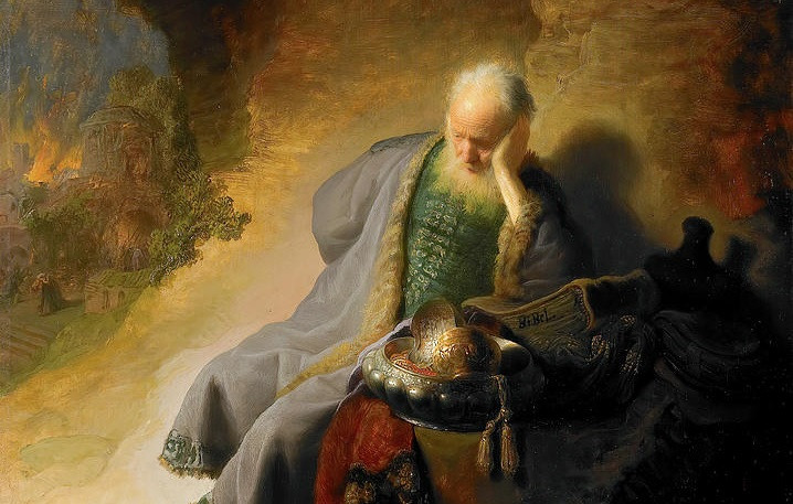 بين إرميا ويسوع، بكاءٌ وخلاص