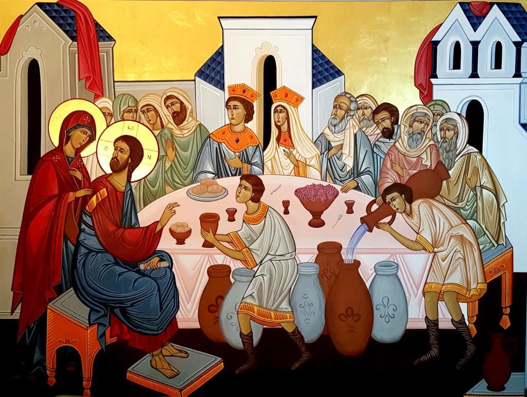 أمّ يسوع، المرأة الجديدة في الإنجيل الرابع