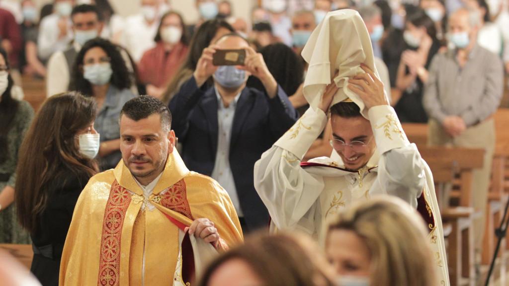 المشروع الكهنوتي للخوري إيلي سمعان