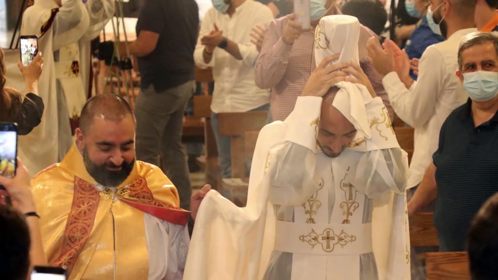المشروع الكهنوتي للخوري إدي أبي يونس