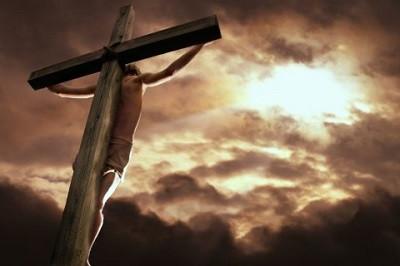أتأمّلك يسوع المصلوب... لوحةً خلّابة
