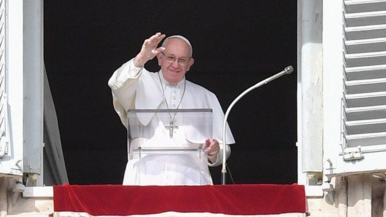 هكذا شرح البابا فرنسيس عيد العنصرة