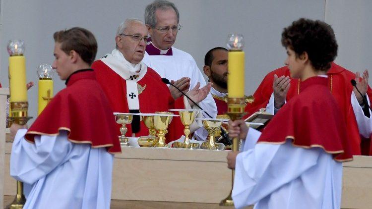 ختام الزيارة الرسوليّة إلى البلطيق