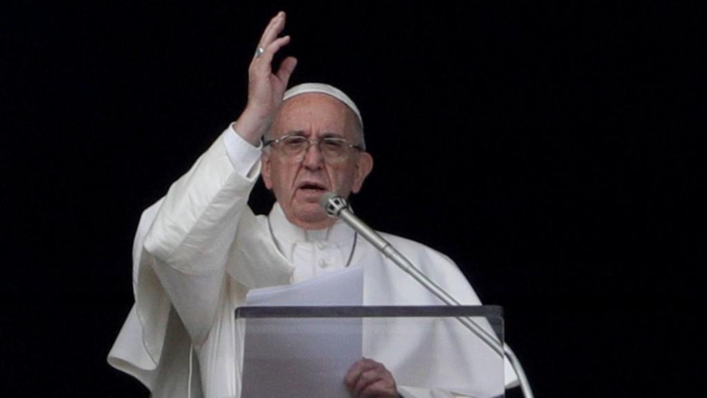 """البابا فرنسيس: """"إبدأ الصلاة، بالتواضع!"""""""
