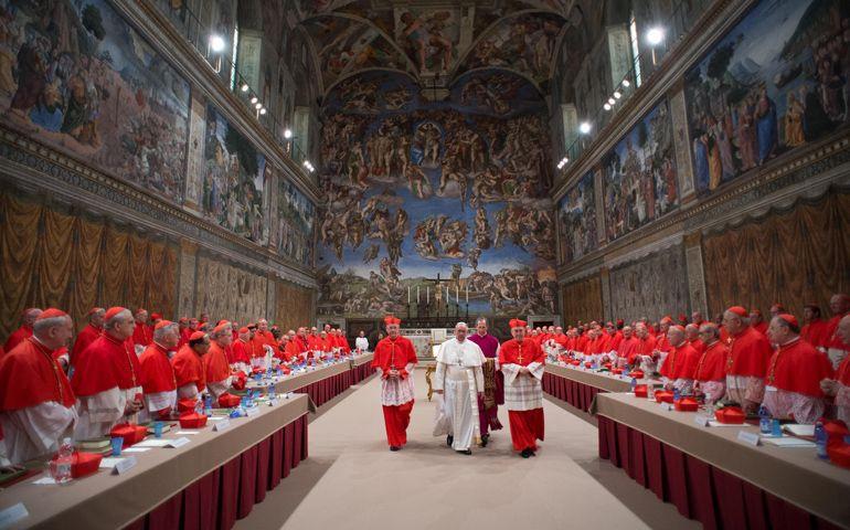 كيف ستكون السنة السابعة لبابويّة فرنسيس؟