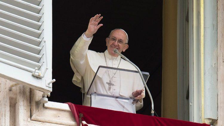 """البابا فرنسيس: """" لا تعمل خيرًا من أجل الشهرة"""""""