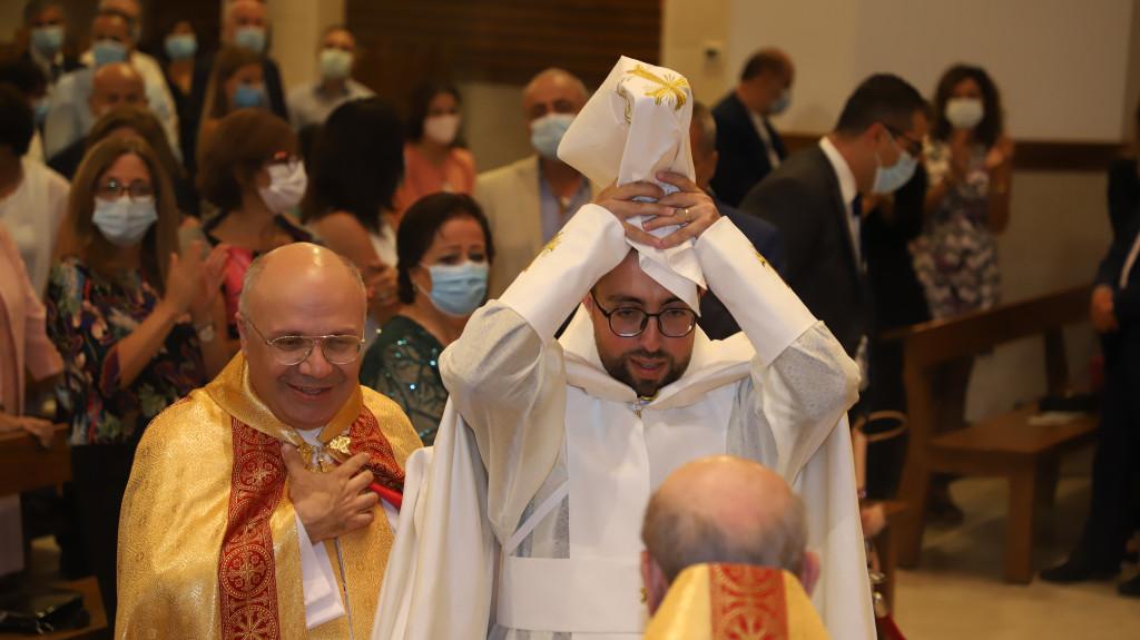 السيامة الكهنوتيّة للشمّاس مارون عاطف شمعون